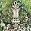 Thumbnail: Soporte de bronce para cartas .
