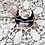 Thumbnail: Joyero de porcelana Hispania, Manises