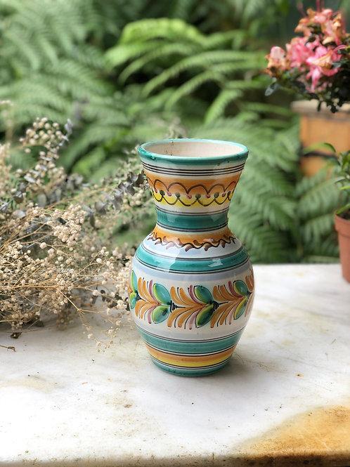Jarrón cerámica de La Cal Barreira Puente del Arzobispo