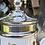 Thumbnail: Bombonera decorada con plata.