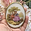 Thumbnail: Medallón de porcelana de Limoges