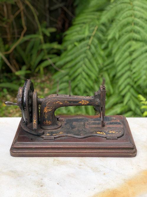 Maquina de coser Singler Manual