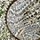 Thumbnail: Lámpara de bronce con cristales.