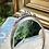 Thumbnail: Espejo sobremesa de alpaca .