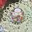 Thumbnail: Cajita con 2 vasitos de porcelana china.
