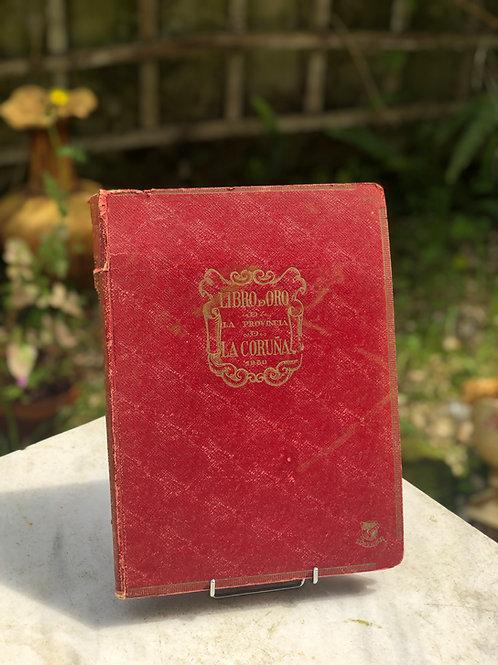 Libro de oro de La Provincia de La Coruña