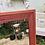 Thumbnail: Espejo con marco de madera trenzado.