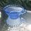 Thumbnail: Juego 6 tazas Cristal color azul.