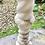 Thumbnail: Columna de alabastro torneada.