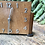 Thumbnail: Reloj de madera Art Decó