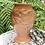 Thumbnail: Lámpara de sobremesa con pié de cerámica .
