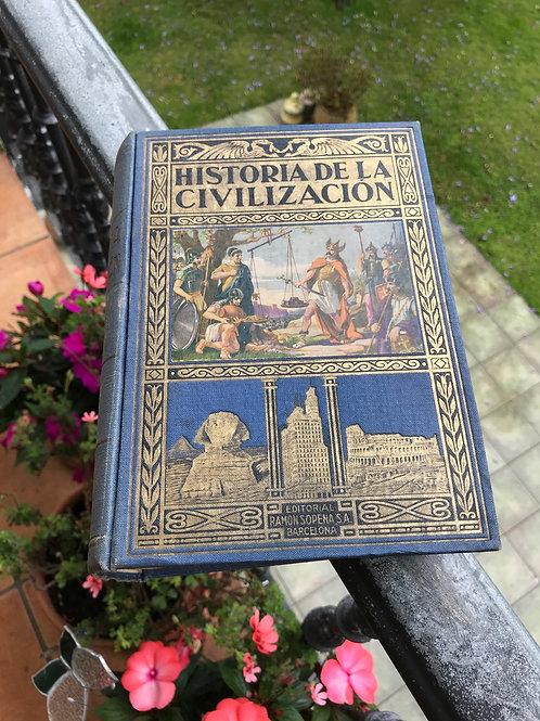 Historia de la civilización .