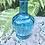Thumbnail: Botella Mary Gregory. Pintada a mano.