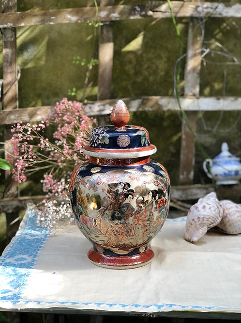 Tibor porcelana china .