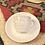 Thumbnail: Juego de 12 tazas con plato de O Castro, Sargadelos.