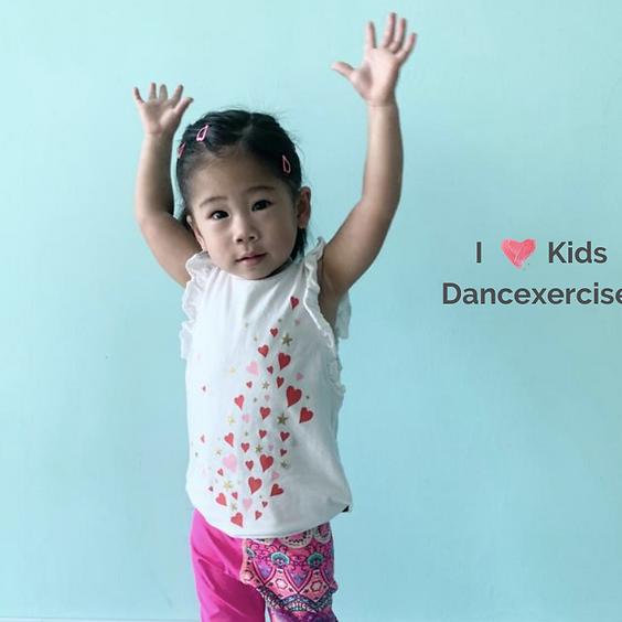 FREE: Kids Dancexercise! (Sunday 4 Oct)