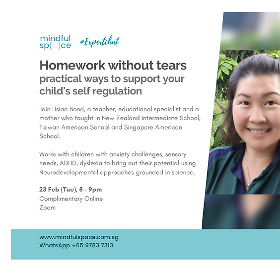 #ExpertChat: Homework without tears