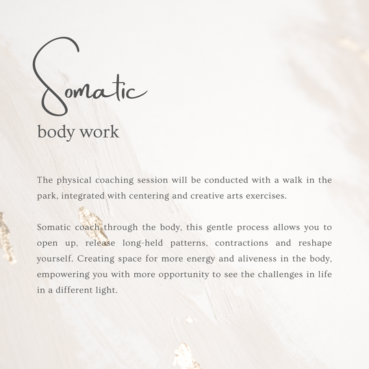 Pregnancy loss and grief coaching somati