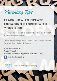 Parenting tips - Storytelling