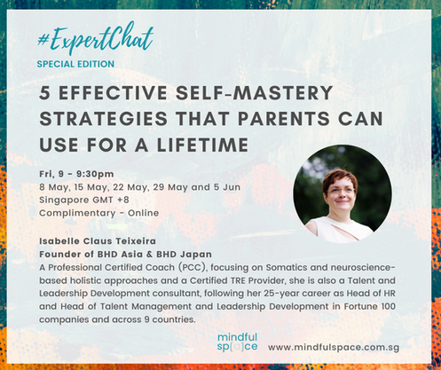 5 Self Mastery Strategies for Parents