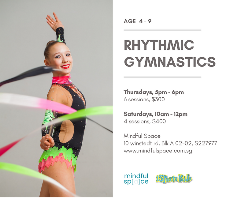 Rhytmic Gymnastic  Poster.png