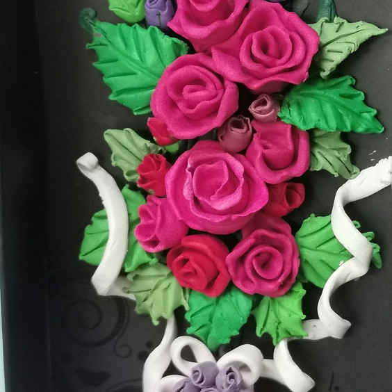 3D Handmade Mothers Day Gift