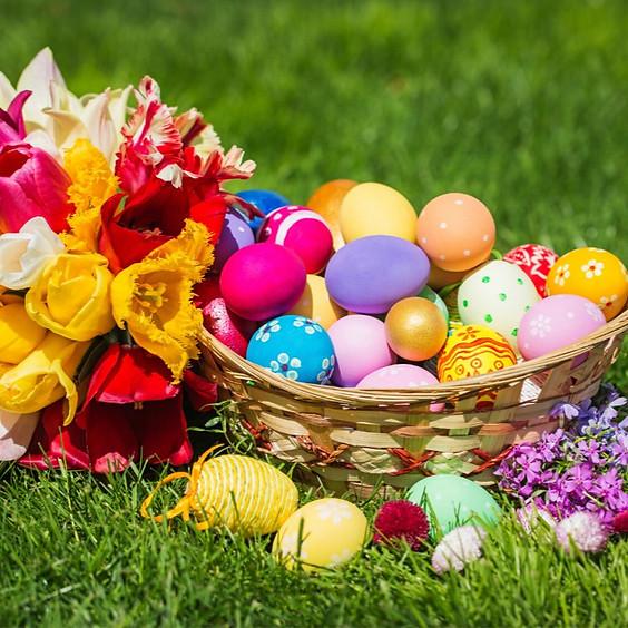 Garden Egg Hunt & Storytelling