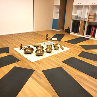 sound therapy at mindful space