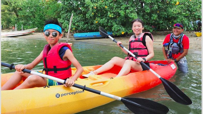 Mangrove Kayaking  (Parent & Child)