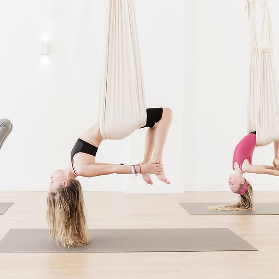 SOLD OUT Holiday Camp: Mindfulness + Aerial + Yoga + Creative Arts