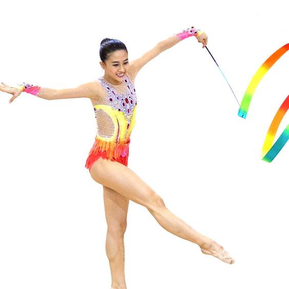 Rhythmic Gymnastics Age 4 - 9