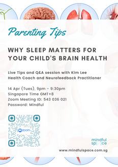 Why sleep matters for your child's brain health