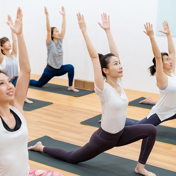 October Yoga Buddy Promo 1-FOR-1