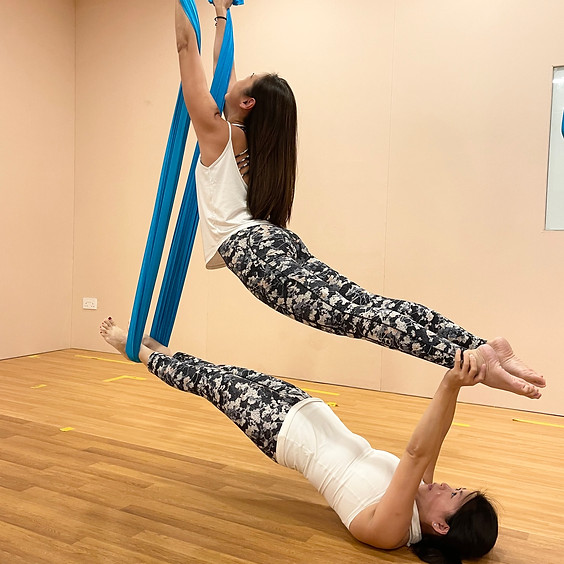 Family Aerial Yoga (Parent & Child) Workshop