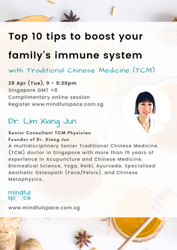 Top 10 tips to boost your family's immune system