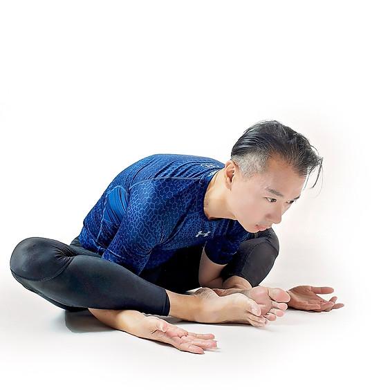 Qigong Yoga workshop for pelvis alignment