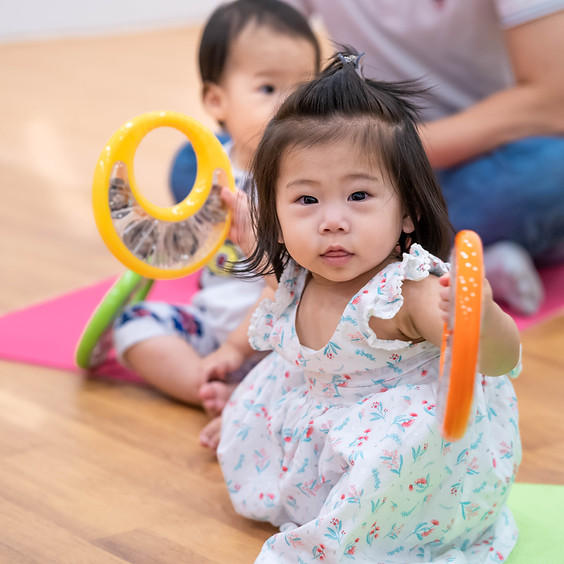 Parenting & Teacher Workshop - Mindfulness with Music & Movement