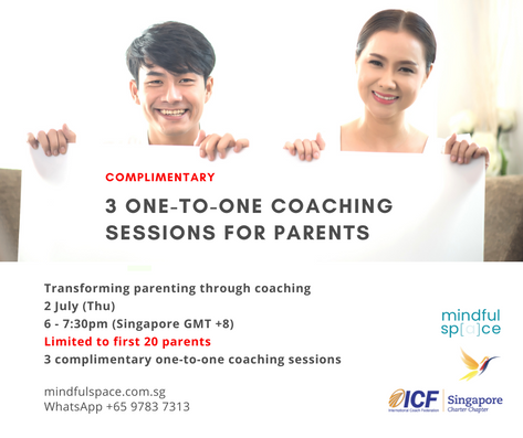 Coaching for Parents Event
