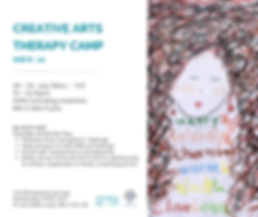 2020-07-20_Creatuve Arts Therapy Camp by