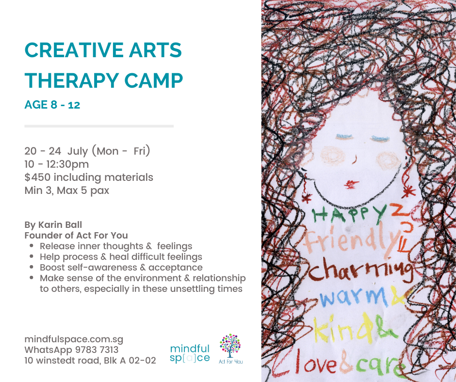 Creative Arts Therapy Camp
