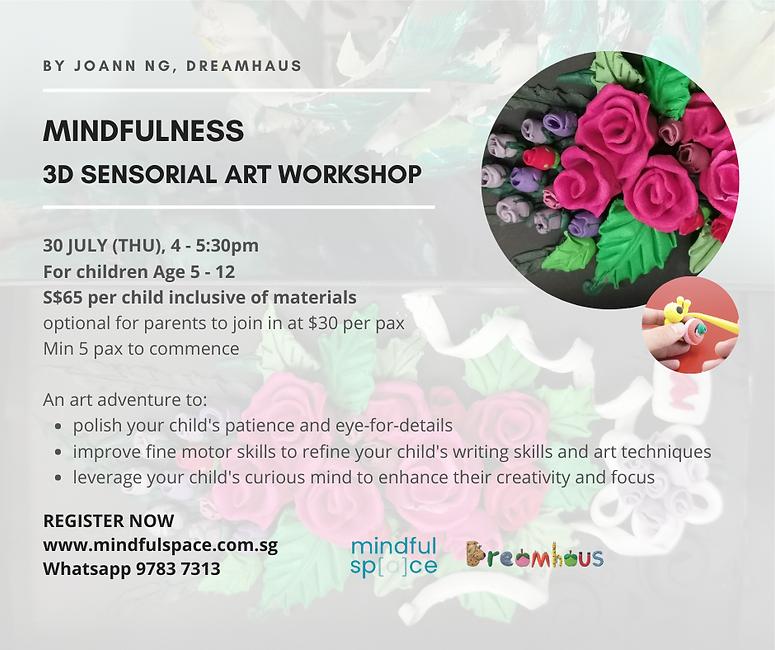 2020-07-30_Mindfulness 3D Sensorial Art