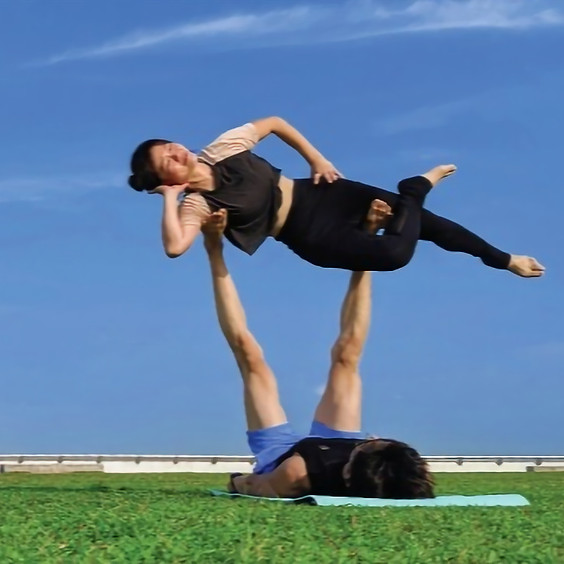 Easter Day AcroYoga (Adult)