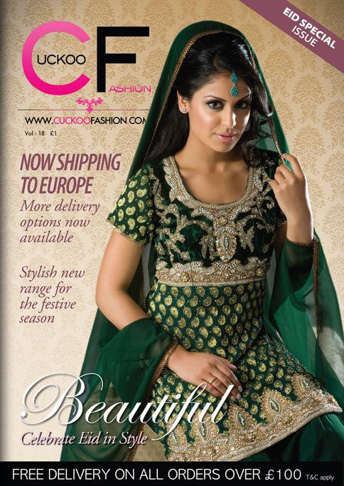 Cuckoo Fashion Eid Catalogue