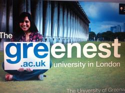 Stills Shoot Greenwich University