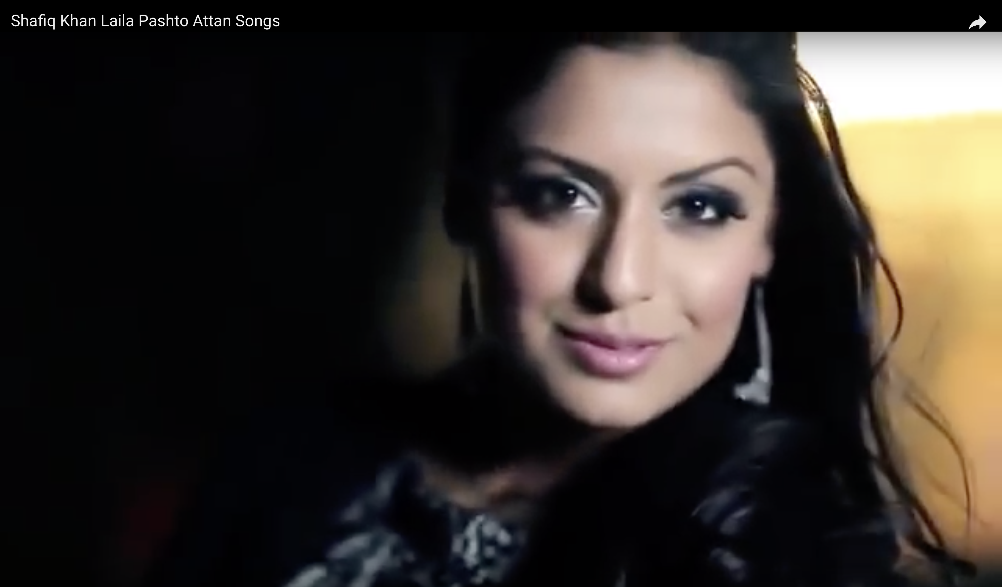 Laila Music Video Shafiq Khan