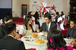 On set with Shah Rukh Khan