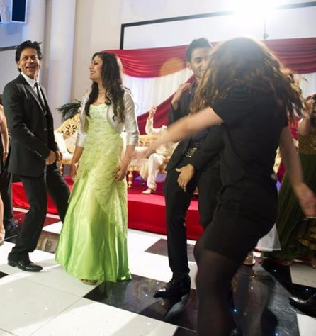 Chak 89 with Shah Rukh Khan