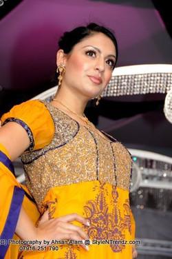 Asian Bride Show  Wembley Stadium