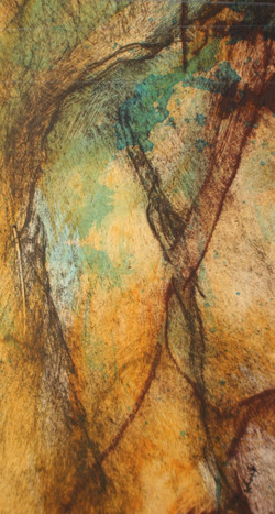 """""""Fossil Poetry II"""" SOLD"""