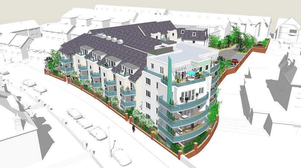 Retirement Housing Development by Geirsson Design Ltd.
